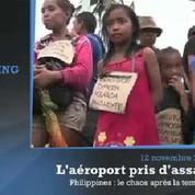 Philippines : le chaos après la tempête