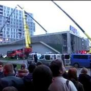 Riga : la Lettonie en deuil après l'effondrement d'un supermarché