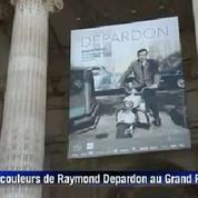 Les tendres couleurs de Raymond Depardon exposées au Grand Palais