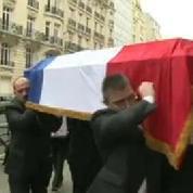 Obsèques de Lucien Neuwirth à Paris