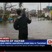 Un supertyphon fait des centaines de morts aux Philippines