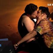 Le clip sexy de Kanye West parodié par James Franco et Seth Rogen