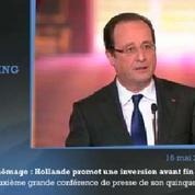 Toutes ces fois où Hollande a promis la baisse du chômage avant la fin de l'année
