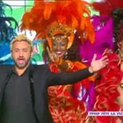 Hanouna l'avait promis : il s'est teint en blond !