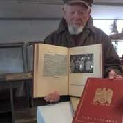 Vendée : quatre livres de la collection d'Hitler vendus aux enchères