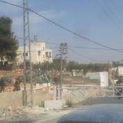 L'armée israélienne s'entraîne en zone civile