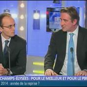 Champs Elysées: pour le meilleur et pour le pire ? dans Les décodeurs de l'éco 4/4