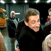 Nicolas Sarkozy, premier fan des concerts de Carla Bruni