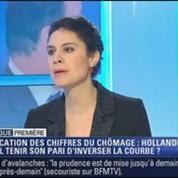 Politique Première: Publication des chiffres du chômage: Hollande va-t-il tenir son pari?