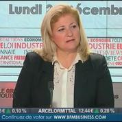 Claire de Mazancourt, directrice de l'Institut du Service Civique, dans Le Grand Journal 2/4