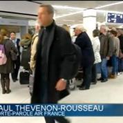 Noël : de fortes perturbations à l'aéroport d'Orly