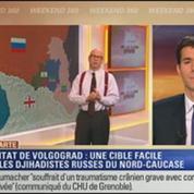 Harold à la carte: Volgograd est une cible facile pour les Djihadistes russes