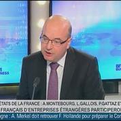 Investissement: Il faut attirer les talents vers la France, Christophe de Maistre, dans GMB –