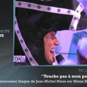 Zapping TV : un homme complètement sur Canal+ !