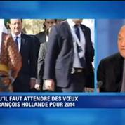 Les voeux présidentiels ne laissent guère de trace chez les Français