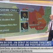 Harold à la carte: le Soudan du Sud, au bord de la guerre civile