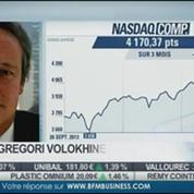 Le point sur les services de Néopost et d'UPS: Gregory Volokhine, dans Intégrale Bourse