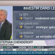 Investissements et passions: Stephan Chenderoff, dans Intégrale Placements