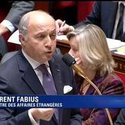 Centrafrique: Laurent Fabius annonce la future intervention de troupes européennes