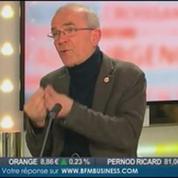Alain Seugé, président des Banques Alimentaires, dans Le Grand Journal 2/4
