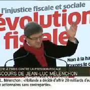 Mélenchon :