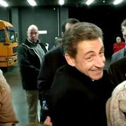 Nicolas Sarkozy souhaite revenir... «au concert de Carla Bruni»