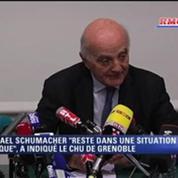 Saillant : « Je suis venu en tant qu'ami de Schumacher »