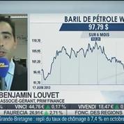 Focus sur les marchés des matières premières: Benjamin Louvet, dans Intégrale Bourse