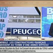 L'Éco du soir: Automobile: Rebondissement des marques françaises