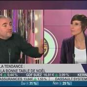 La Tendance du moment: La Bonne table de Noël, dans Paris est à vous