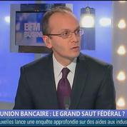Union bancaire: le grand saut fédéral ? dans Les décodeurs de l'éco 1/5
