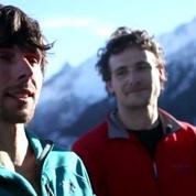 Vanoise: nouvel exploit pour les deux meilleurs highliners du monde