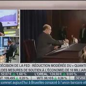 Jean-Sébastien Beslay VS Eric Bertrand: La FED lève les incertitudes, dans Intégrale Placements 1/2