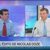 Nicolas Doze: Taxis contre VTC: le gouvernement doit trouver une solution