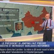 Harold à la carte: les reformes introduites par Xi Jinping