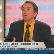 Jean-Claude Bourrelier, PDG de Bricorama, dans Le Grand Journal 3/4