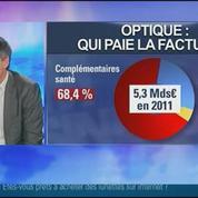 Loi Hamon: libéralisation du marché de l'optique, Marc Simoncini, dans GMB –