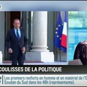 Les coulisses de la Politique: Les chiffres du chômage: François Hollande dans le déni