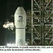 La Chine envoie une fusée vers la Lune