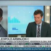 Analyse des faits marquants du jour: Leopold Arminjon, dans Intégrale Bourse –