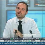 Les transactions reprennent à la bourse de Paris: Franklin Pichard, dans Intégrale Bourse