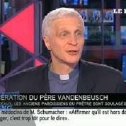 Libération du père Georges :