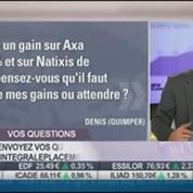 Les réponses de François Monnier, aux auditeurs, dans Intégrale Placements 1/2