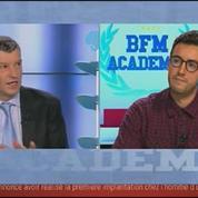 Shoji VS France Phénix, dans la BFM Académie 2013 1/4