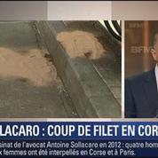 Le Soir BFM: Meurtre d'Antoine Sollacaro: six nouvelles interpellations en Corse et à Paris 3/4