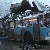Volgograd : l'explosion d'un bus fait 10 morts