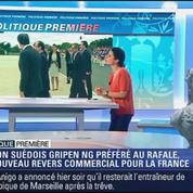 Politique Première: France: le Rafale rate son départ pour le Brésil