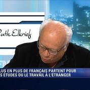Sylvain Bourmeau et André Bercoff: le face à face de Ruth Elkrief