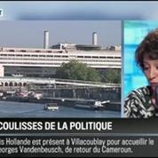 Les coulisses de la Politique: Vœux 2014: François Hollande reconnaît ses échecs de l'année 2013