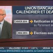 Thierry Repentin, le ministre des Affaires européennes, dans Le Grand Journal 3/4